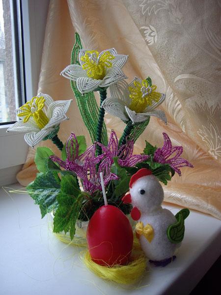 Умение создавать цветочные